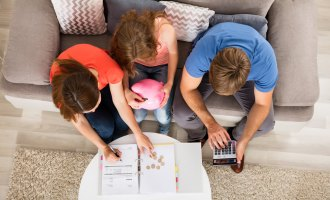 Financial tips for young people
